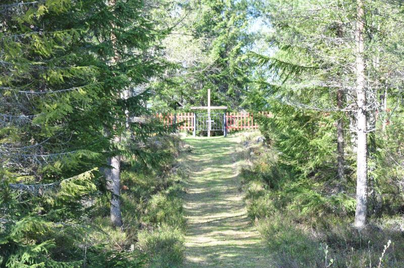 Björkbergs begravningsplats